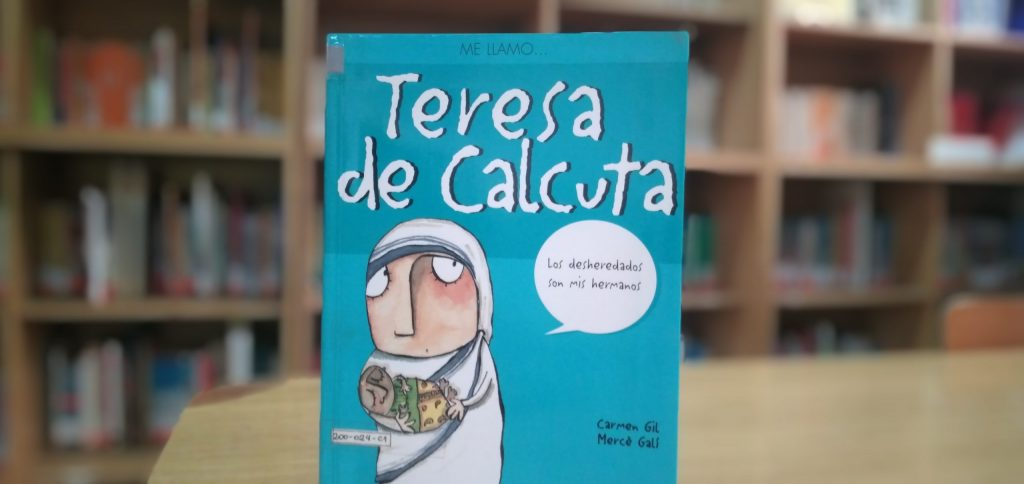 Me llamo...Teresa de Calcuta